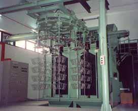 ショットブラスト機メンテナンス作業・各種部品販売 ショットブラスト機