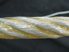 Wire rope grease
